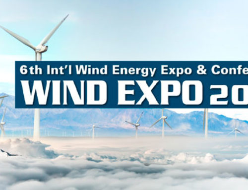 28 February – 2 March, Wind Expo 2018