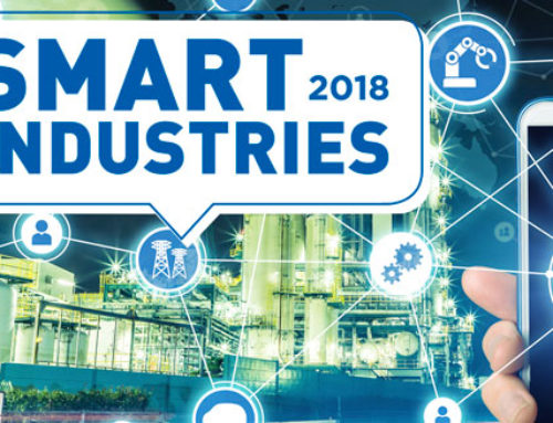 27-30 Mars, SMART INDUSTRIES 2018